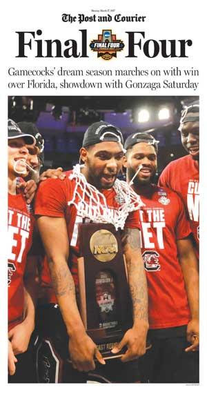 USC Men's Basketball reaches Final Four