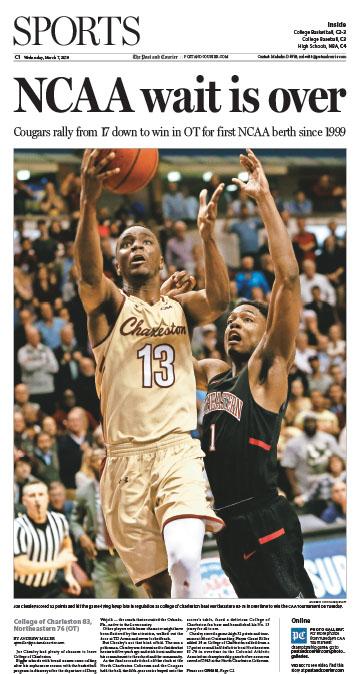 College of Charleston NCAA