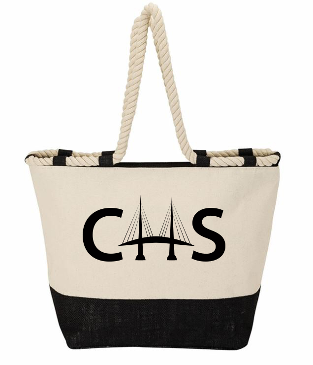 CHS LUV Bridge Tote