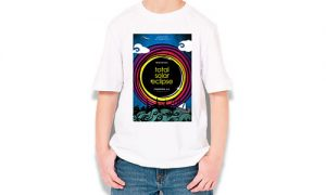 Total Solar Eclipse Charleston T-Shirt