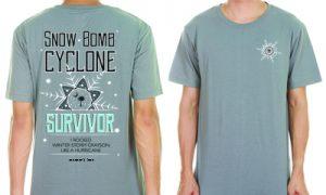 Snow Bomb Cyclone T-Shirt