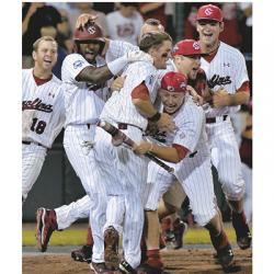 USC Baseball Champions 2010
