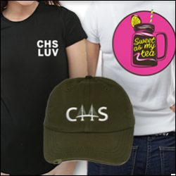 CHS LUV Merchandise