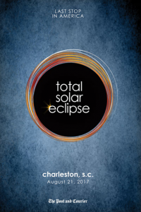 18x20 Total Solar Eclipse Poster 2