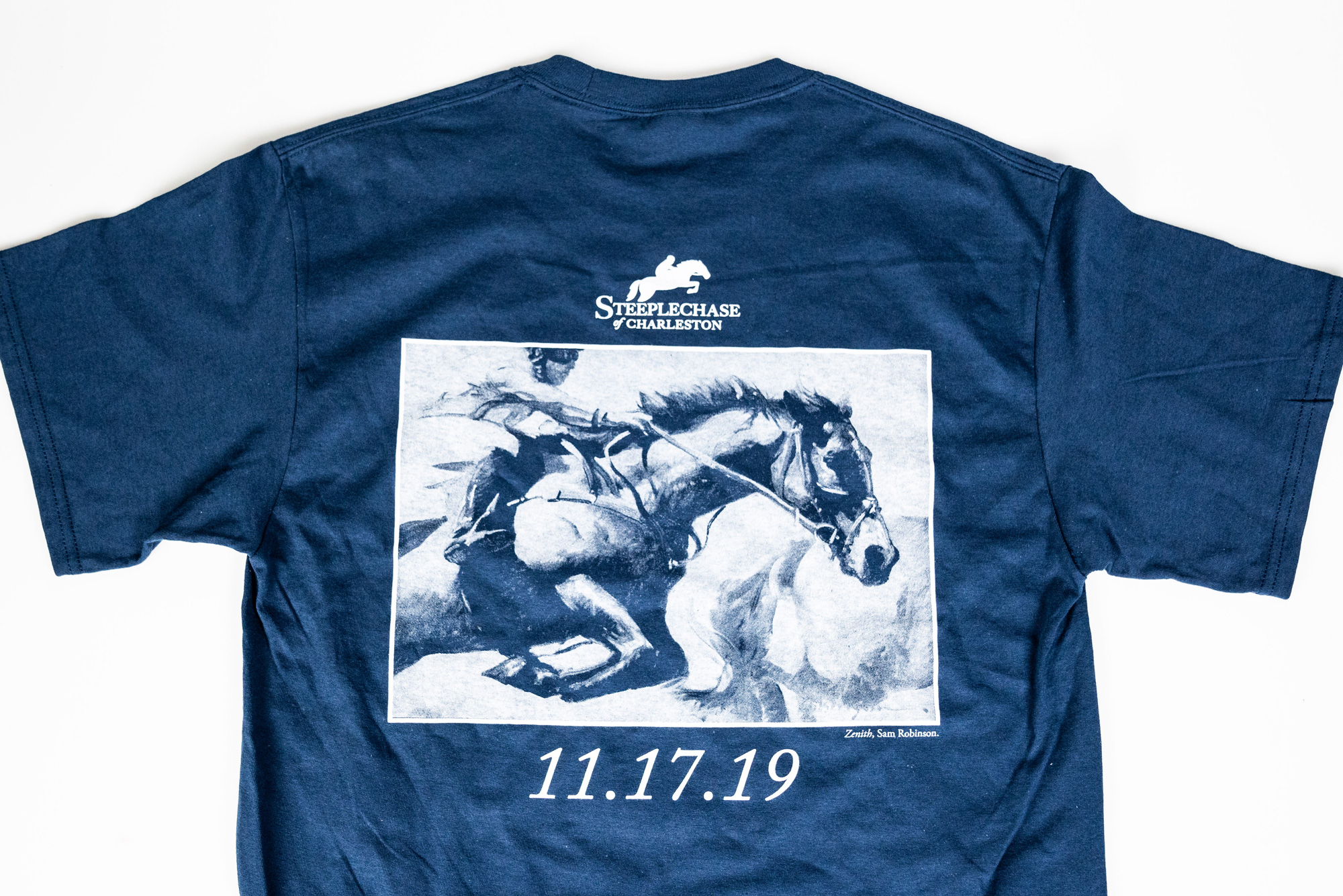 Steeplechase of Charleston - Shirt
