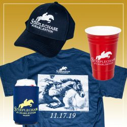 Steeplechase of Charleston Official Merchandise