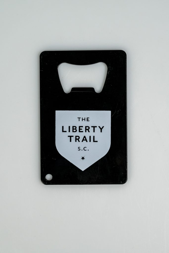 Liberty Trail bottle cap opener